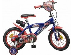 Bicicleta 14'' Spiderman
